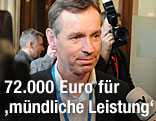 Ex-Verkehrsminister Mathias Reichhold