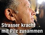 Frühere ÖVP-Innenminister und EU-Abgeordneter Ernst Strasser