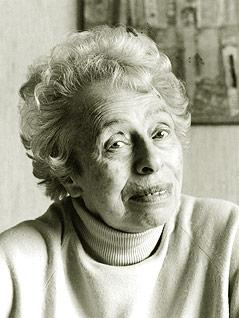 Die Autorin Mira Lobe