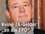 Gernot Rumpold, ehemaliger Bundesgeschäftsführer der FPÖ im U-Ausschuss