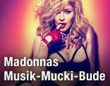 Madonna in anzüglicher Pose
