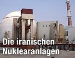 Atomanlage in Bushehr