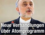 Iranischer Außenminister Ali Akbar Salehi