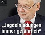 Ex-Vizekanzler Erhard Busek