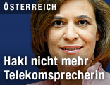 ÖVP-Nationalratsabgeordnete Karin Hakl