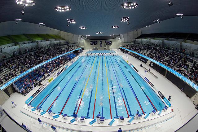 Londoner Aquatics Centre