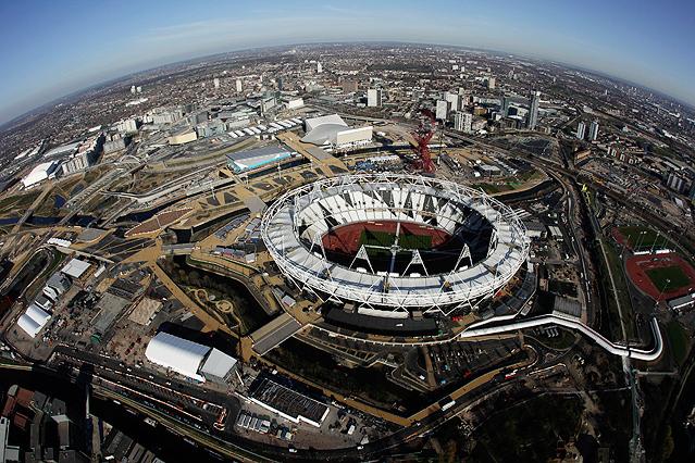 Londoner Olympic Park