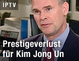 Cedric Leighton, ehemaliger Nordkorea-Analyst der US Air Force