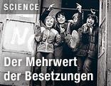 Kinder im Kultur- und Kommunikationszentrum Gassergasse (1982)