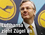 Lufthansa-Chef Christoph Franz