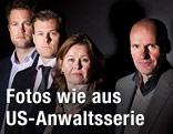Verteidiger-Team von Anders Breivik