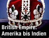 Ehemalige britische Königskrone