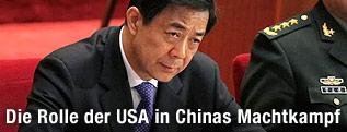 Der Ex-KP-Chef von Chongqing, Bo Xilai