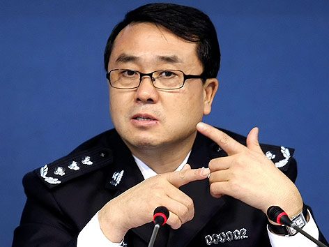 Ex-Polizeichef Wang Lijun