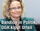 Die ehemalige Justizministerin Claudia Bandion-Ortner