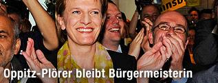Bürgermeisterin Christine Oppitz-Plörer