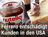 Nutella-Glas