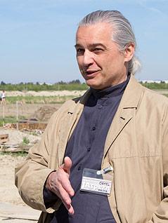 Bauleiter Fritz Öttl