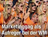 Niederländische Fußballfans