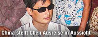 Blinder Bürgerrechtler Chen Guangcheng
