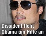 Chinesischer Dissident Chen Guangcheng