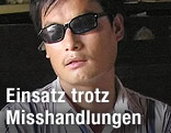 Der chinesische Dissident Chen Guangcheng