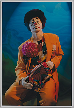 Clown von Cindy Sherman, Untitled #423, 2004
