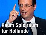 Frankreichs neuer Präsident Francois Hollande