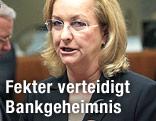 Finanzministerin Maria Fekter (ÖVP)