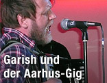 Sänger der Pop-Band Garish, Thomas Jarmer