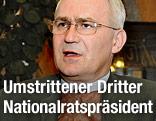 Dritter Nationalratspräsident Martin Graf (FPÖ)