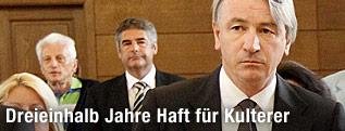 Ex-Hypo-Chef Wolfgang-Kulterer im Gerichtssaal