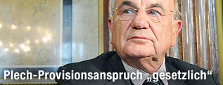 Ex-Justizminister Dieter Böhmdorfer