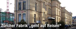 Direktionsgebäude der Maschinenfabrik Oerlikon in Zürich