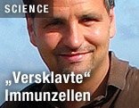 Genetiker und Mikrobiologe Bernhard Schweighofer