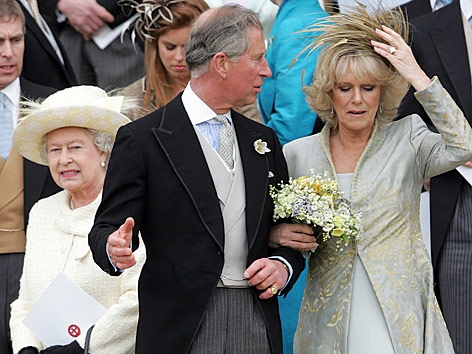 Prinz Charles heiratet Camilla Parker Bowles