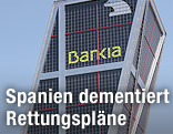 Bankia Gebäude