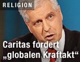 Caritas-Präsident Küberl