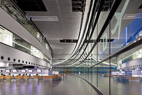Skylink, Flughafen Wien AG, Check-in