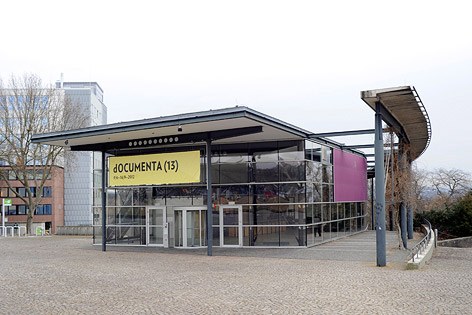 documenta Halle in Kassel