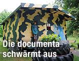 documenta-Hütte in der Karlsaue in Kassel