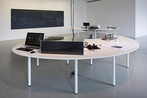 Anton Zeilingers Beitrag zur documenta 13: Quantum Now, 2012