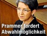 Nationalratspräsidentin Barbara Prammer