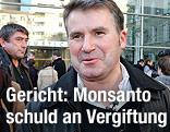Der französische Landwirt Paul Francois