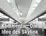 Skylink Terminalerweiterung