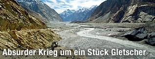 Sianchen-Gletscher