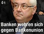 Sprecher der österreichischen Banken, Walter Rothensteiner