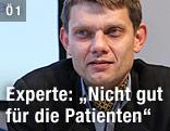 Gesundheitsexperte Ernest Pichlbauer
