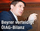 ÖIAG-Chef Markus Beyrer