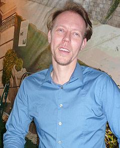 Gerhard Pledl, Leiter eines Referats der Wiener Stadtgärten